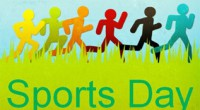 Friday, May 20th is Sports Day! All community membersare welcome to join us to watch the events. Dismissal is at 1:30.