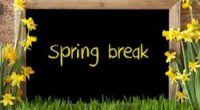 The school and StrongStart are closed for the weeks of March 12 and  March 19.  Have a wonderful Spring Break…see you back on Monday, March 27th. Monday, March 27 ​Welcome […]
