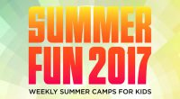 Summer Fun 2017 Flyer Summer Fun 2017 Info & Registration Form
