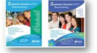 Hello everyone, Registration for summer session is starting soon: 9am on April 15 for elementary students, and 9am on April 17 for secondary students. In addition to core offerings, summer […]